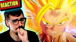 This Got A Bit EMOTIONAL! DBZ Kakarot Reaction Video