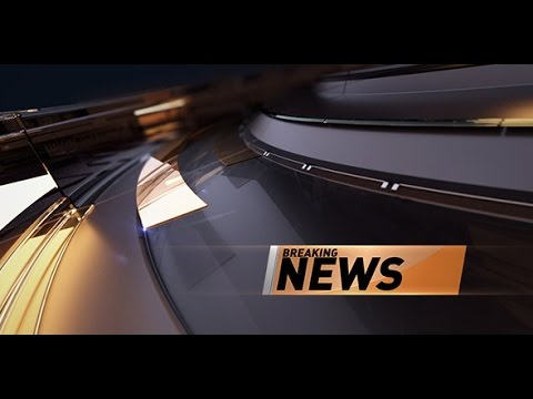 After Effects Template: Breaking News Package