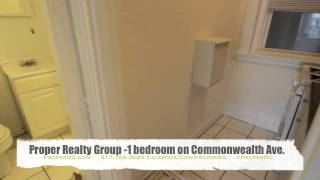 Allston Apartment - 1 bedroom, laundry in building, heated   Proper Realty Group