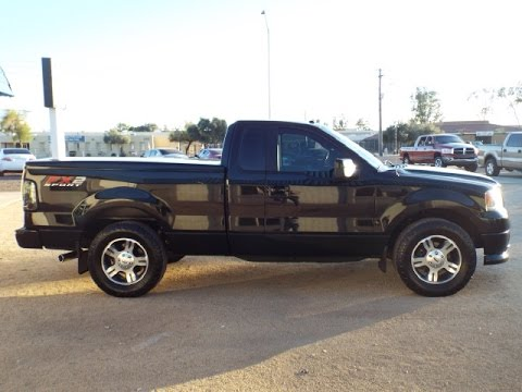 2008 ford f150 fx2 sport review