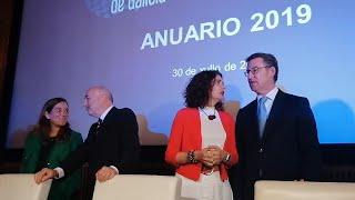 Feijóo y Montero en el Foro Económico de Galicia