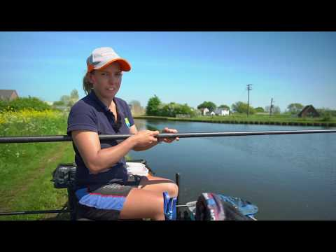 CANAL FISHING TIPS With Kayleigh Smith