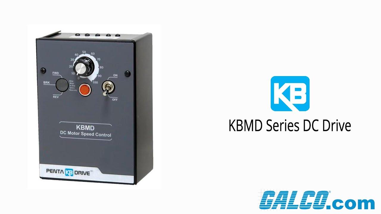 Kb Electronics Kbmd Series Dc Drive