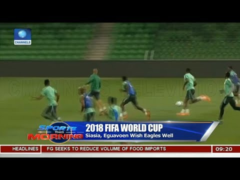 Analysing Russia 2018 World Cup Preparations Pt.2 |Sports This Morning|