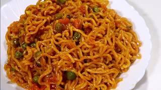 उंगलियाँ चाटने पर मजबूर हो जाएगे ये मैगी खाकर-Best Masala Maggi Recipe-Perfect Maggi Recipe in hindi