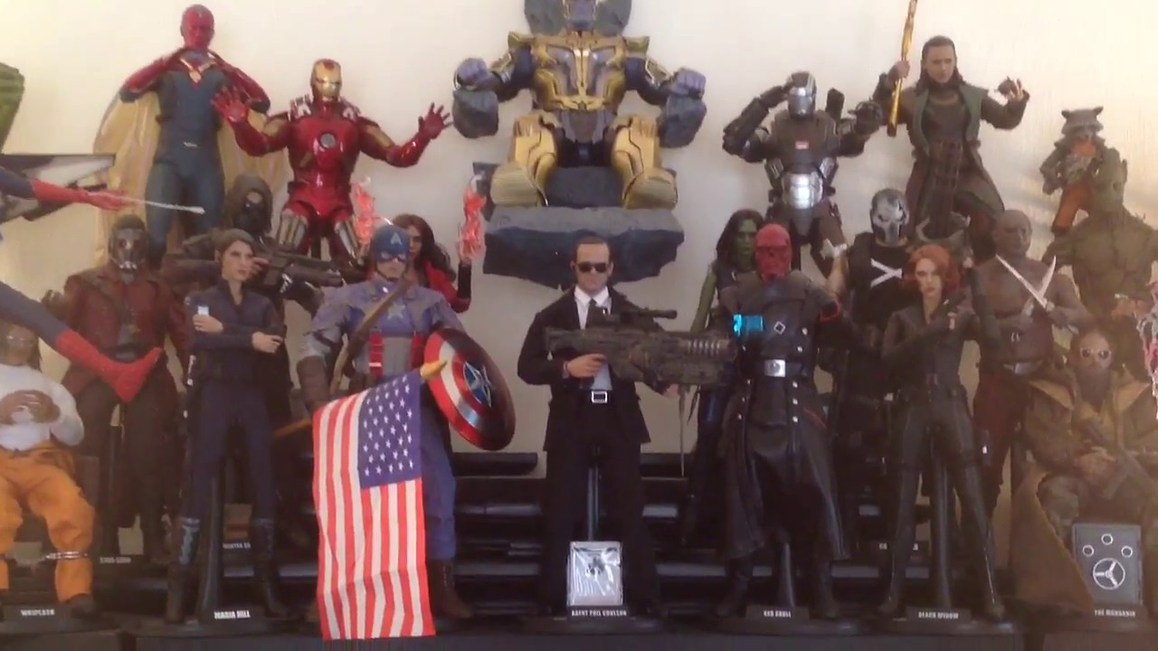 Hot Toys Marvel Collection Youtube