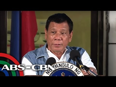 Duterte apologizes to Maranaos for declaring martial law