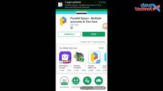 Parallel space |How to Run Multiple Accounts with any App | No Root Required | English screenshot 1