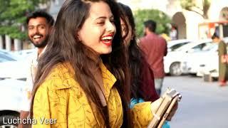 T@tti Prank On Cute Girls    Luchcha Veer
