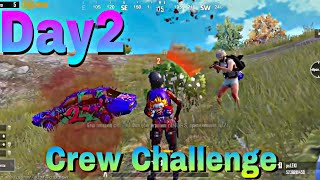 Crew Challenge Day 2 | PARTNERS | PUBG MOBILE