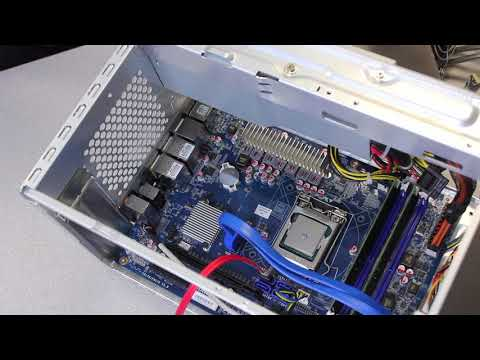 How to Assemble Shuttle SZ170R8V2 Cube Barebone PC