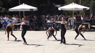 Ballet vs Hip Hop vs Latin - festival
