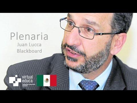 XII Virtual Educa Mexico 2011: Plenaria de BLACKBOARD