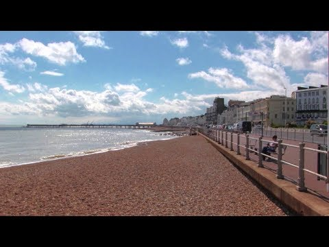 Hastings East Sussex.