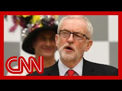 CNN: Jeremy Corbyn says he will not lead Labour into next election