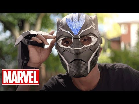 Marvel - 'Black Panther Vibranium Hero Gear' Official TV Commercial