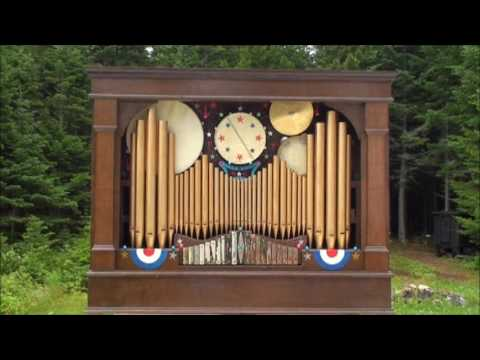Fair Organ Music Rolls 1920
