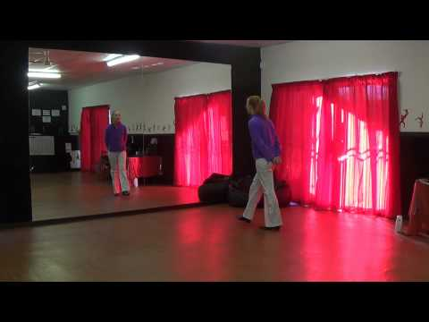 Line Dance: Achy Breaky Heart - Step by Step