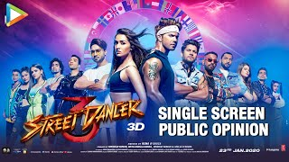 STREET DANCER 3D Movie Review from Gaiety Galaxy | Varun Dhawan | Shraddha Kapoor | Nora Fatehi