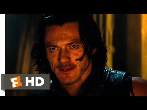 Dracula Untold (3/10) Movie CLIP - Vlad Defends His Castle (2014) HD