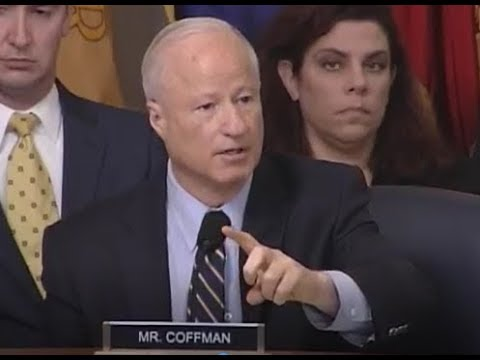 Coffman: VA Medical Center Oversight Hearing