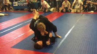 Hayley Turner vs Mary Hawes - Michigan Open 2016 Light Championship