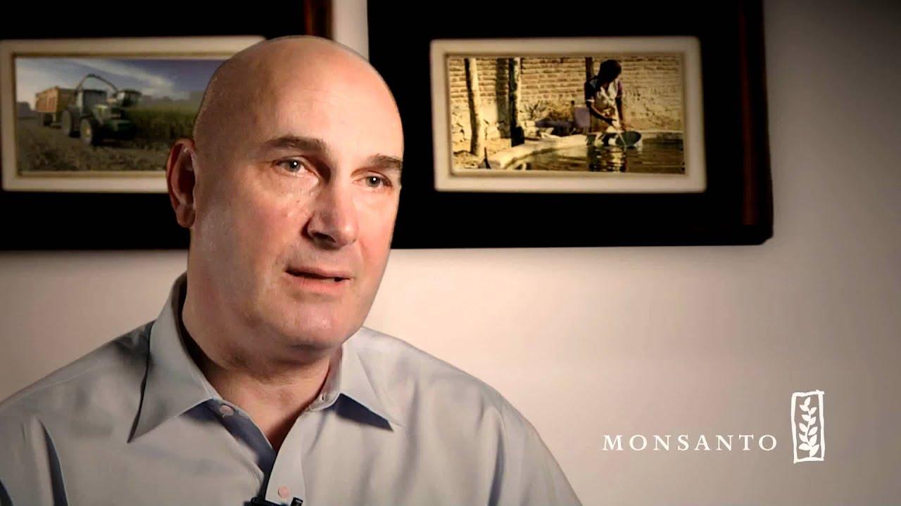 Davos 2011 - Hugh Grant, CEO Monsanto - YouTube