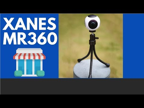 XANES MR360 / Review / Fisheye VR 3D Camera