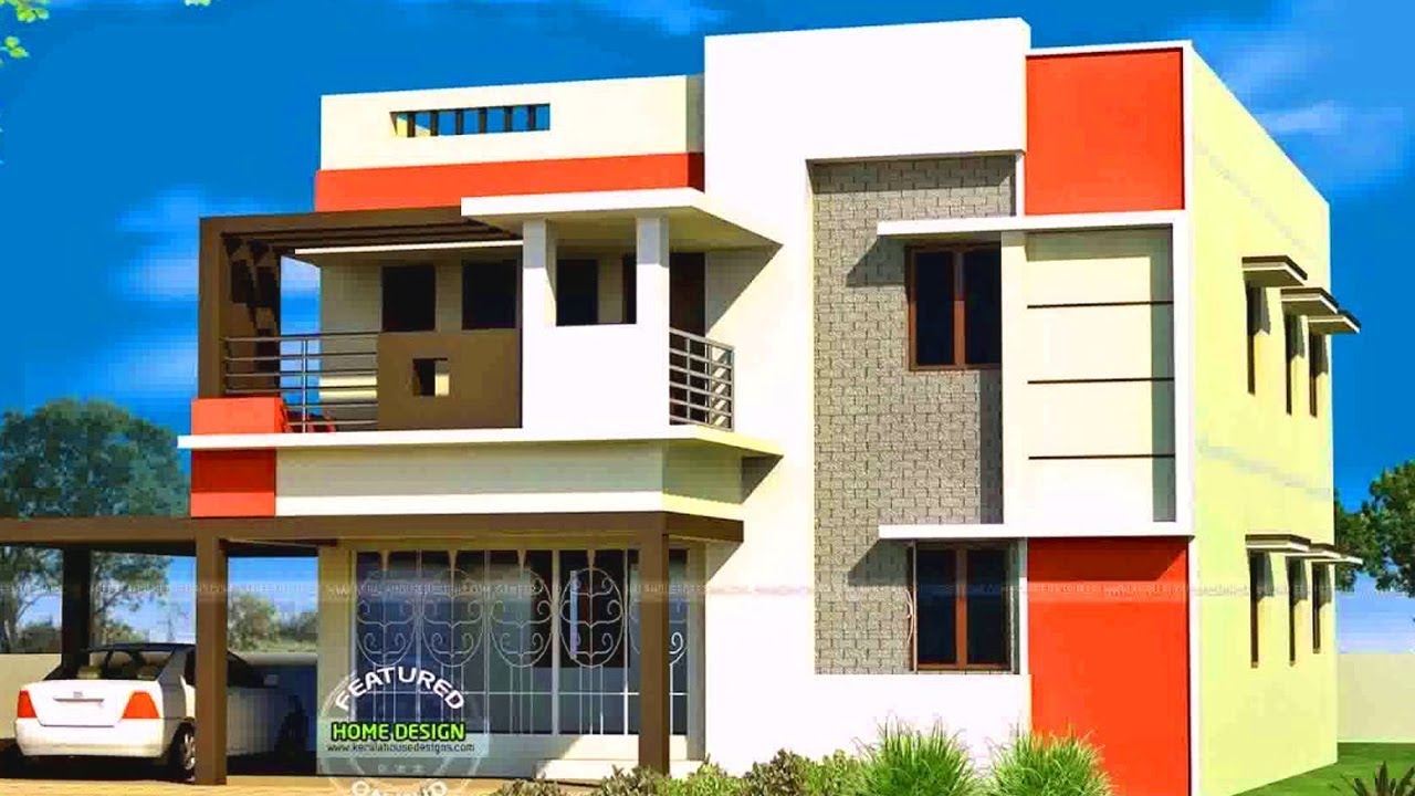 Exterior House Painting Ideas For Indian Homes Youtube