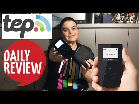 Review Time    Tep Wireless: Personal Pocket Wifi HotSpot