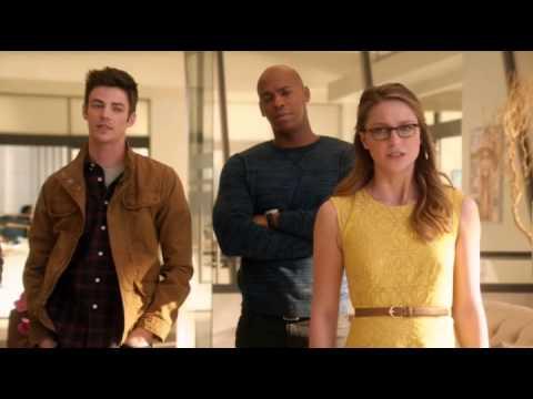 Barry meets Kat Grant
