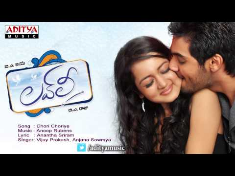Lovely Telugu Movie Chori Choriye Full Song