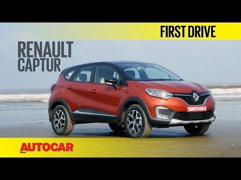 Renault Captur | First Drive | Autocar India