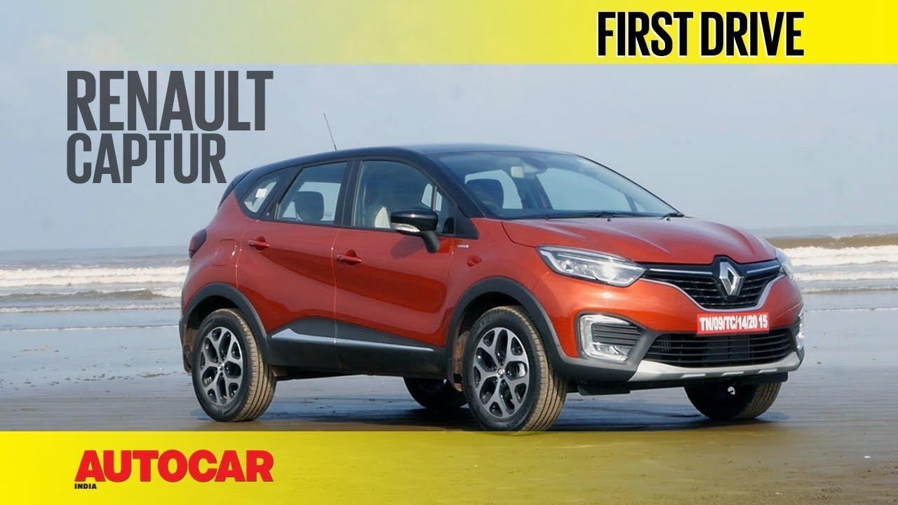 Renault Captur   First Drive   Autocar India