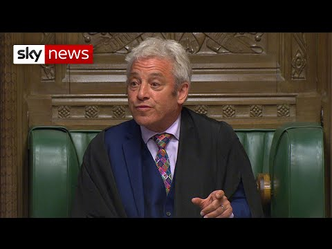John Bercow accused of bullying by former top aide