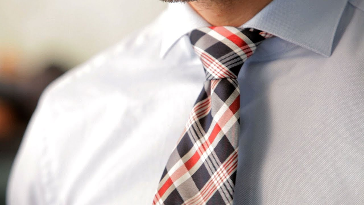 How to Tie a Nicky Knot | Men's Fashion - YouTube