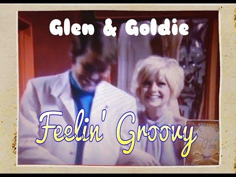Glen Campbell & Goldie Hawn 1969 ~ The 59th Street Bridge Song Feelin Groovy