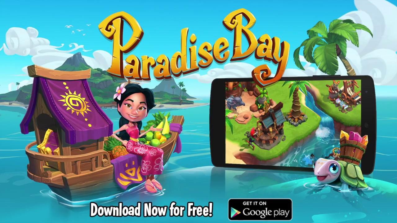 Spiel Paradise Bay