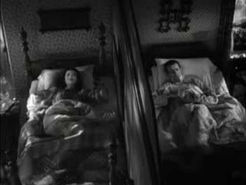 Come Live With Me (1941) - The Bedroom