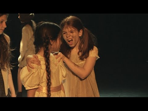 """Little Miss High and Mighty"" from Spirit Young Performers Company (Easter Workshop 2014)"