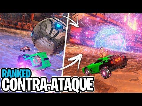 O CONTRA-ATAQUE É MUITO SUCESSO?! RANKEADAS - Rocket League thumbnail