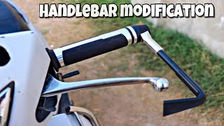 Best Modification on Handlebar For All Scooter and Motorcycles Must Watch