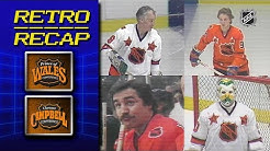 Gretzky, Howe thrill in 1980 NHL All-Star Game | Retro Recap | Campbell vs Wales