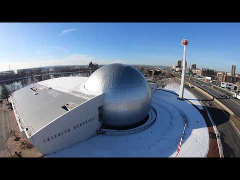 Naismith Memorial Basketball Hall Of Fame By Drone Springfield S02 E03