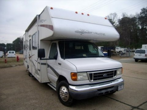 2004       Ford       E      450    Gulf Stream Couch Conquest Recreational Vehicle on GovLiquidation  YouTube