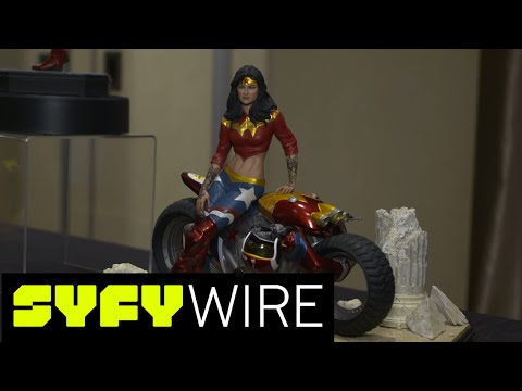 The Coolest DC Comics Collectibles at San Diego Comic-Con 2017   SYFY WIRE