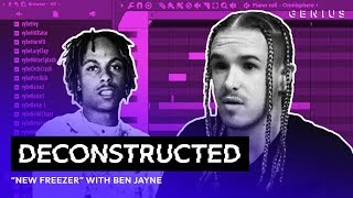 """The Making Of Rich The Kid's """"New Freezer"""" With Ben Jayne   Deconstructed"""