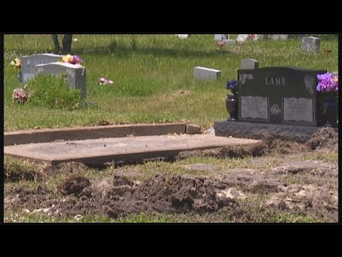 Mystery Body Buried In Family's Cemetery Plot
