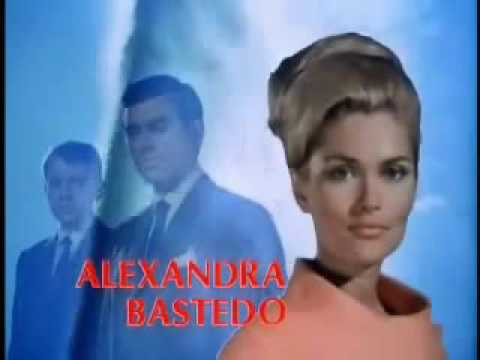 """The Champions"" UK TV series (1968--69) intro / lead-in"