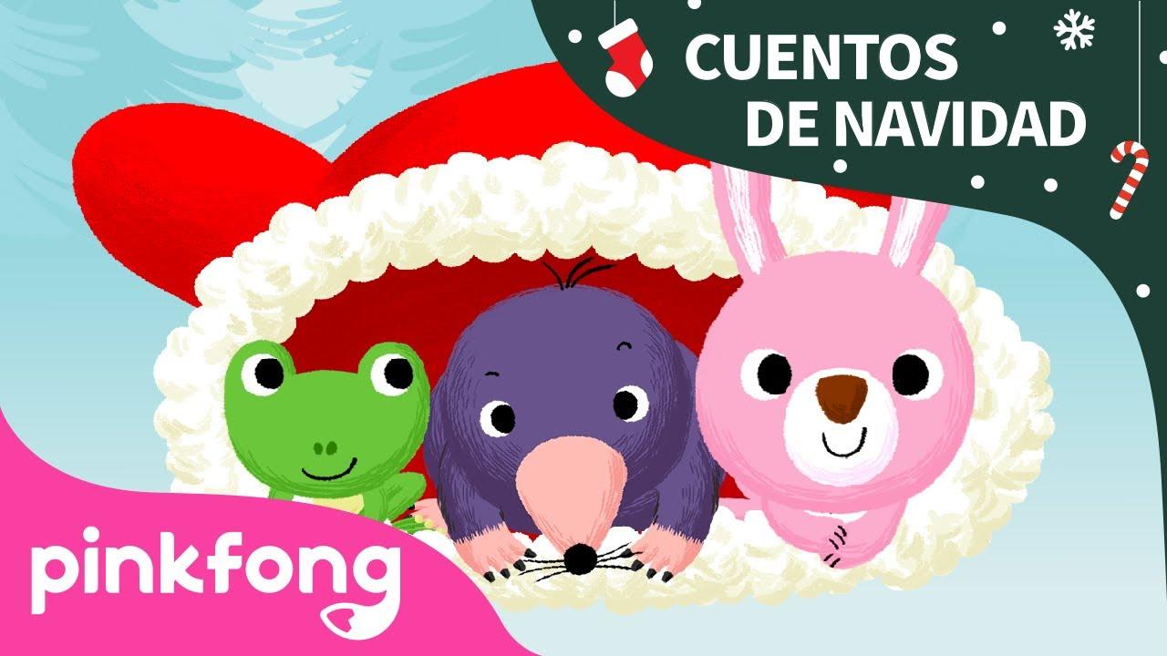 El Mitón | Cuentos de Navidad | Pinkfong Cuentos Infantiles